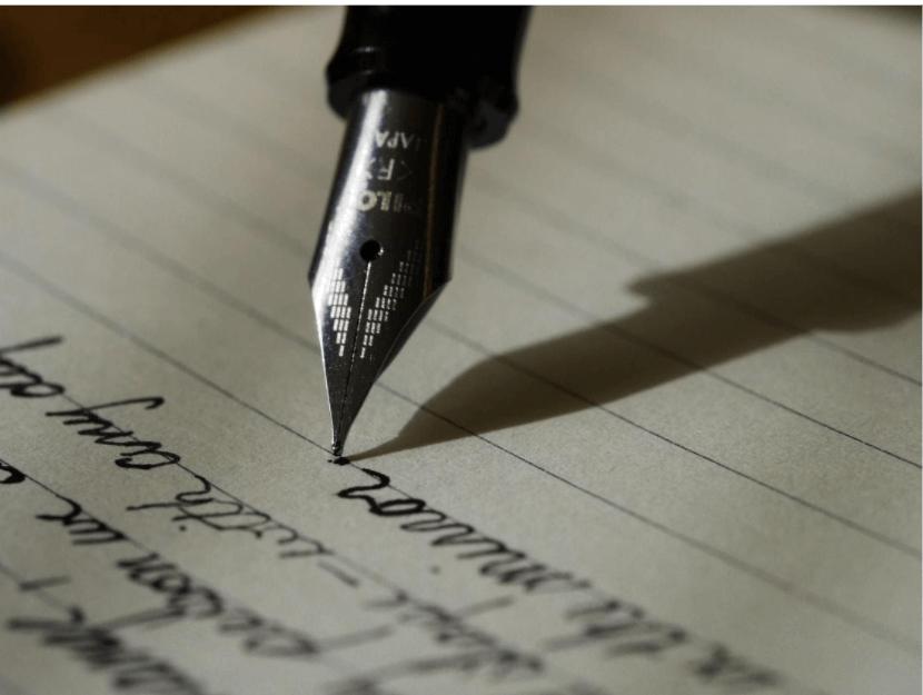 plume de stylo osmium